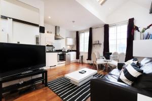 New Super 1 BD Flat in the Heart of Islington, Апартаменты  Лондон - big - 1