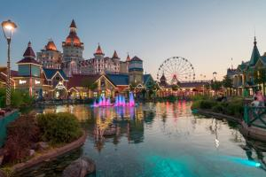 Sochi Park® Bogatyr Hotel - Tickets to the Park Included