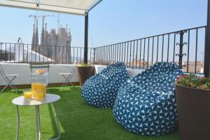 Suite Home Sagrada Familia, Apartmanok  Barcelona - big - 48