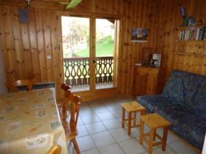 Apartment 2 pièces + mezzanine 5 personnes - Morillon