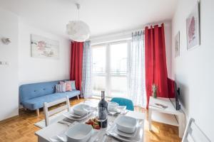 obrázek - Blue Sky Apartment Warsaw