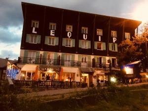 Hôtel l'Équipe - Hotel - Le Sauze Super Sauze