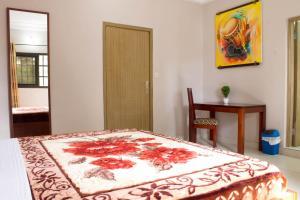 Hotel Mirambeau, Отели  Ломе - big - 47