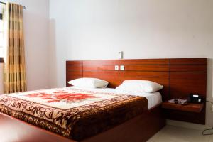 Hotel Mirambeau, Отели  Ломе - big - 46