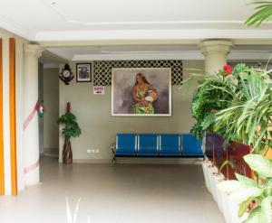 Hotel Mirambeau, Hotels  Lomé - big - 46