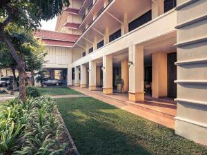 Mercure Chiang Mai, Hotel  Chiang Mai - big - 111