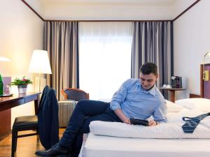 Mercure Hotel Bad Oeynhausen City, Szállodák  Bad Oeynhausen - big - 43