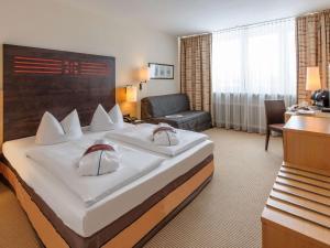 Mercure Hotel Garmisch Partenkirchen, Отели  Гармиш-Партенкирхен - big - 11