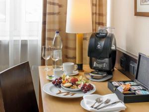 Mercure Hotel Garmisch Partenkirchen, Hotely  Garmisch-Partenkirchen - big - 9
