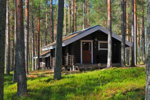 Laahtanen camping - Hotel - Ristijärvi