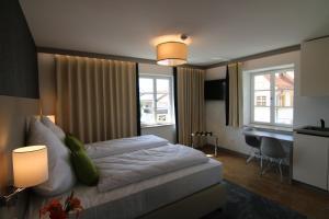 BA Hotel, Hotel  Babenhausen - big - 21
