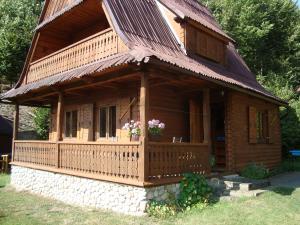Drewniany Domek BB Nad Rzeką