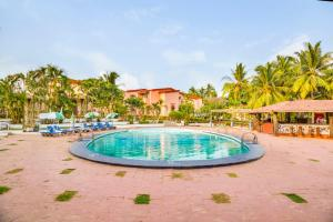 Hostels e Albergues - Boutique room in Cavelossim, Goa, by GuestHouser 13895