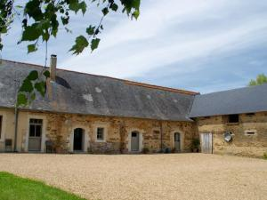 Holiday Home in Saint-Laurent-des-Mortiers with Garden