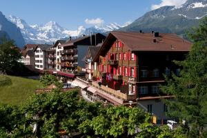 Swiss Lodge Hotel Bernerhof - Wengen