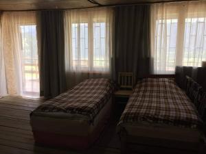 Tishe, Hostels  Omalo - big - 40