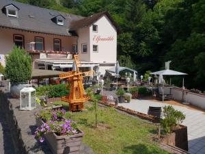 Hotel Elfenmühle, Penzióny  Bad Bertrich - big - 78