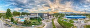 4 star hotel Hotel AquaCity Mountain View Poprad Slovacia