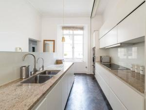 Amazing 3 Bed / 3.5 Bath Apt in South Kensington, Ferienwohnungen  London - big - 24
