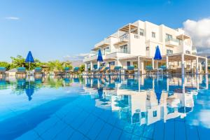 Pyrgos Blue, Apartmanhotelek  Mália - big - 7