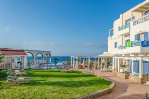 Pyrgos Blue, Aparthotels  Malia - big - 66
