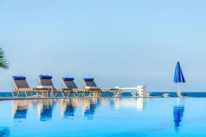 Pyrgos Blue, Apartmanhotelek  Mália - big - 40