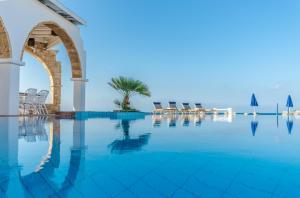 Pyrgos Blue, Apartmanhotelek - Mália