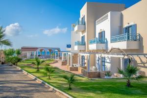 Pyrgos Blue, Apartmanhotelek  Mália - big - 45