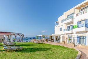 Pyrgos Blue, Aparthotels  Malia - big - 75