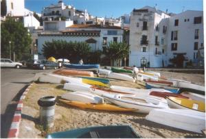 First line beach house in the Middle of Cadaques - Cadaqués