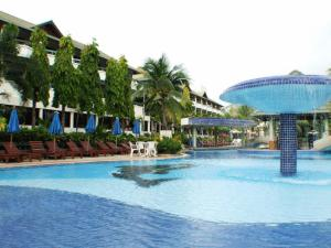 Grand Jomtien Palace Hotel, Hotely  Jomtien pláž - big - 88