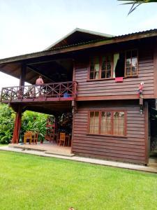 Lapas Rojas Lodge - Sierpe