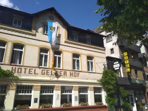 Hotel Gelber Hof Restaurant - Dörscheid