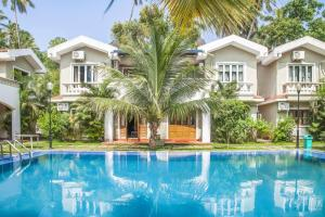 Villa with a pool in Arpora, Goa, by GuestHouser 2092