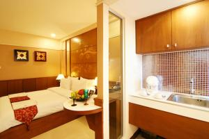 Mariya Boutique Hotel At Suvarnabhumi Airport, Hotely  Lat Krabang - big - 138