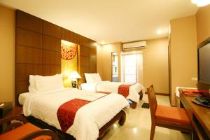 Mariya Boutique Hotel At Suvarnabhumi Airport, Hotely  Lat Krabang - big - 102