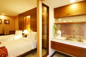 Mariya Boutique Hotel At Suvarnabhumi Airport, Hotely  Lat Krabang - big - 114
