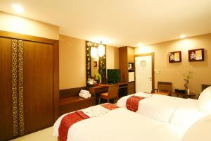 Mariya Boutique Hotel At Suvarnabhumi Airport, Hotely  Lat Krabang - big - 122