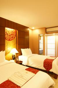 Mariya Boutique Hotel At Suvarnabhumi Airport, Hotely  Lat Krabang - big - 121
