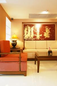 Mariya Boutique Hotel At Suvarnabhumi Airport, Hotely  Lat Krabang - big - 105