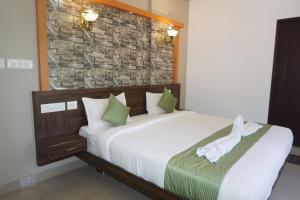 Hisham Residency, Hotel  Kakkanad - big - 38