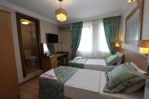 Agora Boutique Hotel & Bistro, Hotely  Istanbul - big - 40
