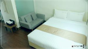 Residence Mumum Hotel, Szállodák  Puszan - big - 100