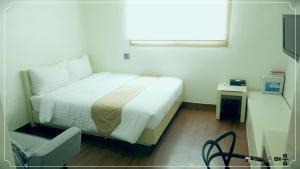 Residence Mumum Hotel, Szállodák  Puszan - big - 101
