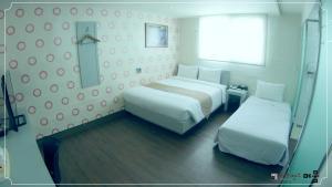 Residence Mumum Hotel, Szállodák  Puszan - big - 96