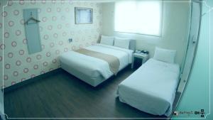 Residence Mumum Hotel, Szállodák  Puszan - big - 98