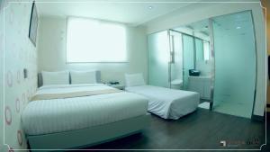 Residence Mumum Hotel, Szállodák  Puszan - big - 99