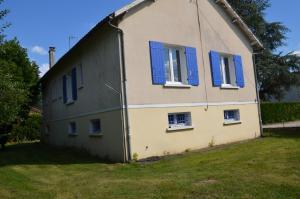 Weckerlin, Case vacanze  Sarliac-sur-l'Isle - big - 35