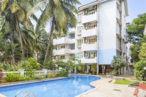 2 BHK Apartment in Calangute - North Goa, by GuestHouser (5836)