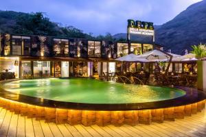 DATA Resort by Della Adventures, Rezorty  Lonavala - big - 7